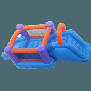 Спортивный надувной игровой батут «Переход»