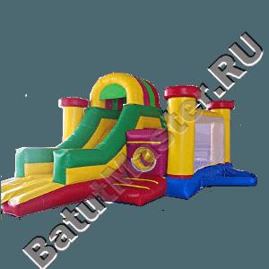 Коммерческий надувной батут «На радость детям»