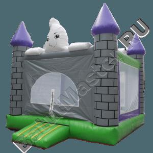 Детский надувной батут «Замок Каспера»-121