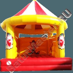 Коммерческий надувной батут «Арена цирка» с крышей