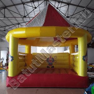Коммерческий надувной батут «Арена цирка»-533