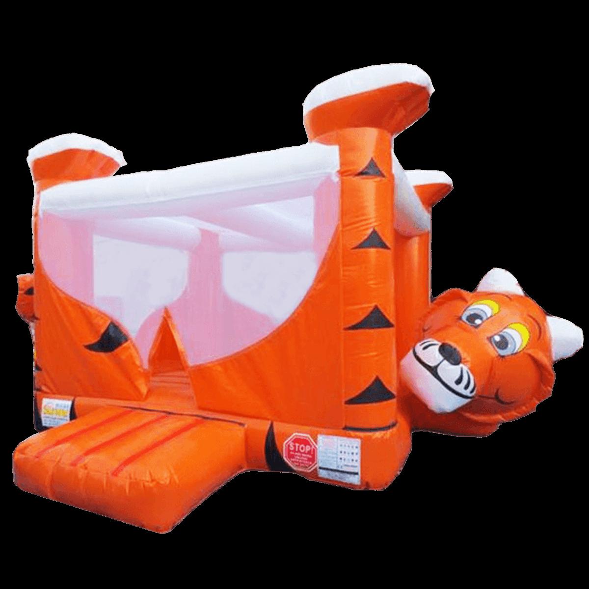 Коммерческий надувной батут «Тигрёнок»