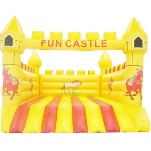Коммерческий надувной батут «Весёлый замок»