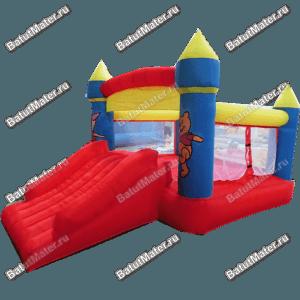Коммерческий надувной батут «Заколдованный замок»