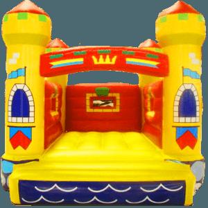 Коммерческий надувной батут «Замок»