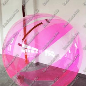 """Водный шар """"Розовое сияние""""Водный шар """"Розовое сияние"""""""