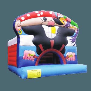 Коммерческий надувной батут «Пират»-81