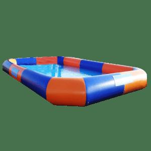 Квадратный надувной бассейн