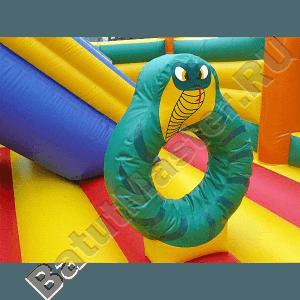 Коммерческий надувной батут «Египет»-26