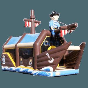"""Надувной батут """"Пиратский корабль 2"""" 9"""
