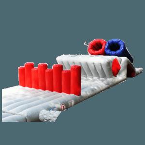 Спортивный надувной аттракцион «Полоса Качалка»