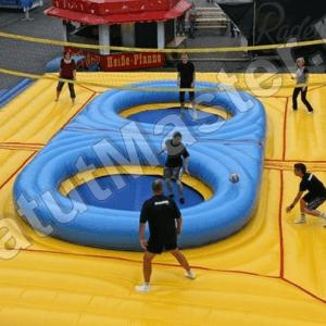 Боссабол - площадка для игры 6