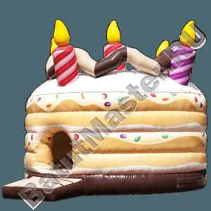 """Надувной батут """"Торт"""""""