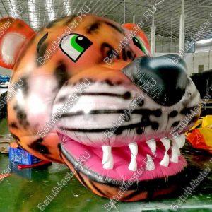 "Голова от батута ""Зеленоглазый тигр"""
