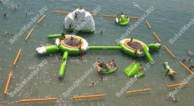 Гидророллеры - экстремальная забава для взрослых и детей | БатутМастер