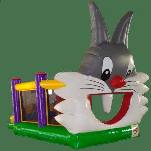 """Надувной батут """"Кролик"""""""