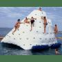 Надувной водный аттракцион «Ледяной остров»