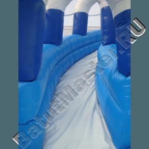 Коммерческий надувной батут «Ледяная гора»