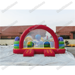 Коммерческий надувной батут «Цветной сон»