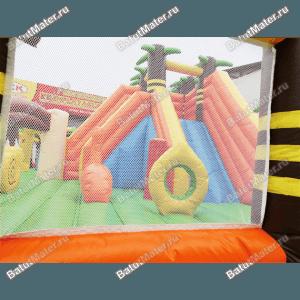 Коммерческий надувной батут «Африканская забава»