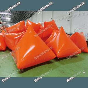 Надувные водные подушки