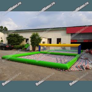 Прямоугольный надувной бассейн «Игровой»