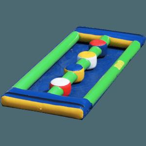 Прямоугольный надувной бассейн «Пирамидка»