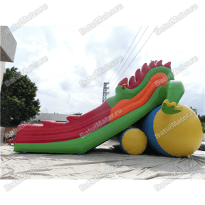 Змей Горыныч от БатутМастер Перед покарской