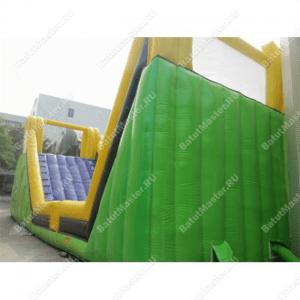 Надувная горка для зорба «Zorbing ramp»
