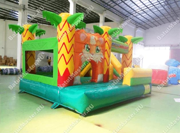 Надувной батут Тигруша