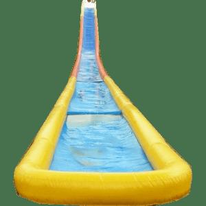 Надувная водная горка «Капля»