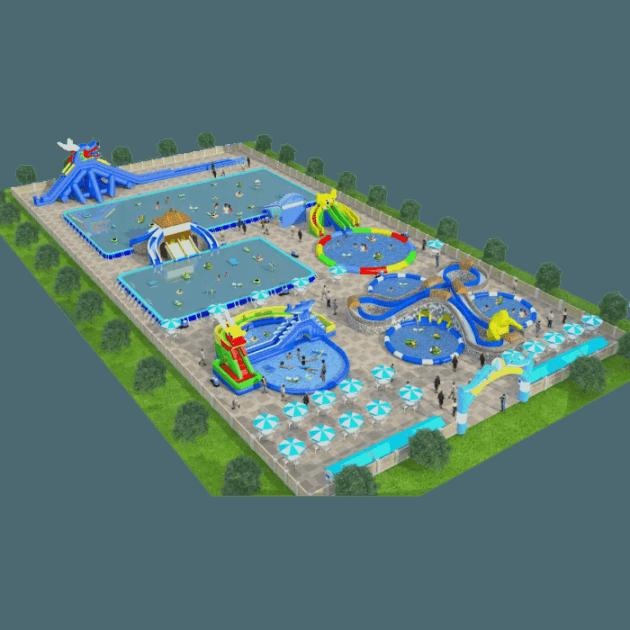 Водный парк «Морской дракон»