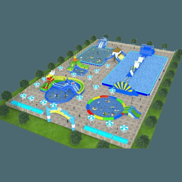 Водный парк «Акульи приключения»