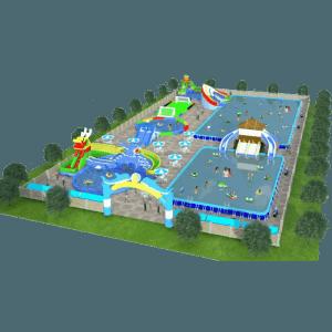 Водный парк «Море в радуге»