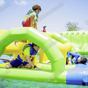 Элемент аквапарка «Аква-мост»