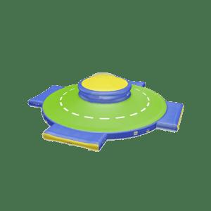 Элемент аквапарка «Перекресток»