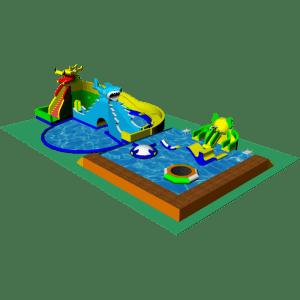 Водный парк «Аквамир»