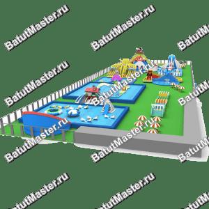 Наземный Водный парк «Аква-поле»