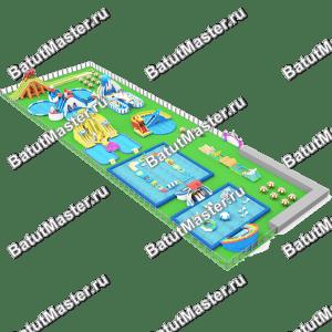 """Наземный Водный парк """"Веселый шторм"""""""