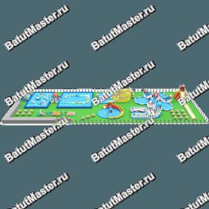 Наземный Водный парк «33 удовольствия»
