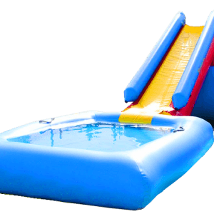 Надувная водная горка Пляжная