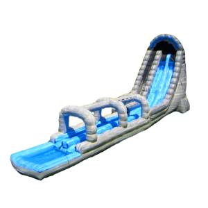Батут с бассейном «Водопад»