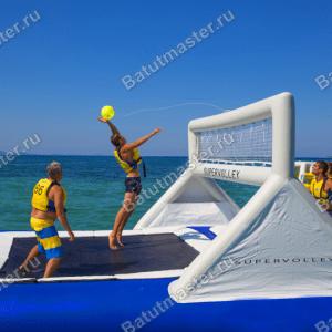 Элемент аквапарка «Волейбольная площадка»