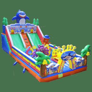 Коммерческий батут «Морские приключения»