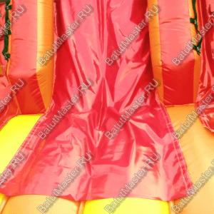 Коммерческий батут «Навстречу драконам», размер 14х12х7 м.