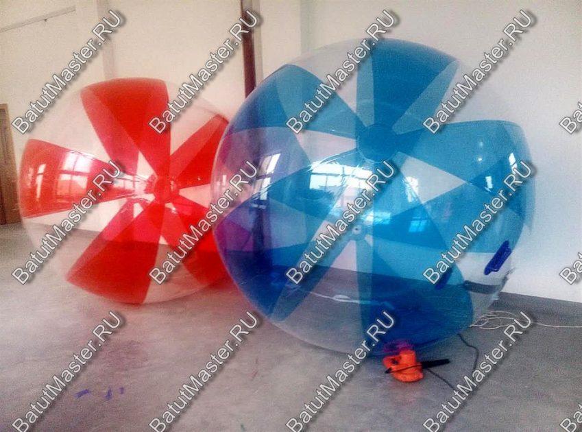 """Водный шар """"Голубой"""""""