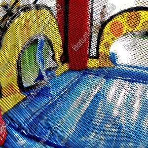 Надувной батут «Маленькая радость» , размер 3*3*2 м.