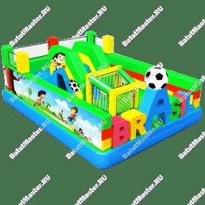 Надувной батут Футбольное поле