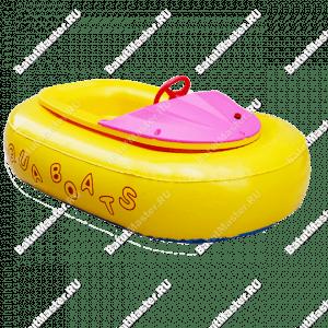 """Электрическая лодочка """"Жёлтая"""""""