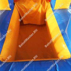 """Надувной батут """"Воздушный змей 2"""", размер 4.9*5.5*2.5 м"""